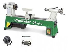 drechselbank db 450 im set mit 262x199 - Holzstar DB 450 Drechselbank Set